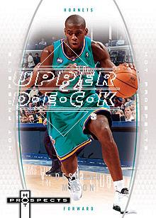 2006-07 Fleer Hot Prospects #37 Desmond Mason