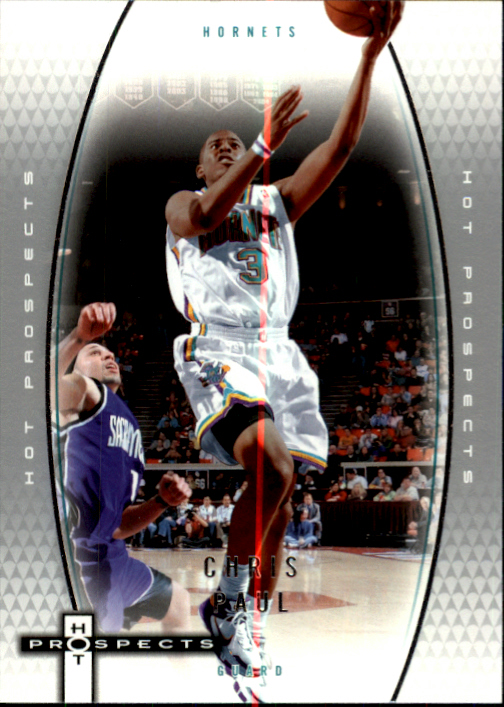 2006-07 Fleer Hot Prospects #38 Chris Paul