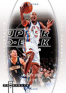 2006-07 Fleer Hot Prospects #39 Stephon Marbury