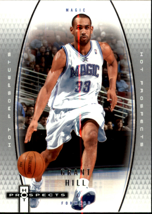 2006-07 Fleer Hot Prospects #41 Grant Hill
