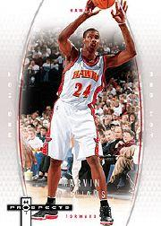 2006-07 Fleer Hot Prospects Red Hot #2 Marvin Williams