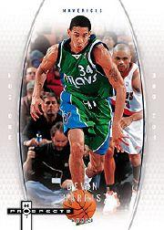 2006-07 Fleer Hot Prospects Red Hot #11 Devin Harris