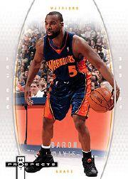 2006-07 Fleer Hot Prospects Red Hot #17 Baron Davis