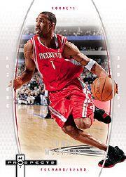 2006-07 Fleer Hot Prospects Red Hot #19 Tracy McGrady