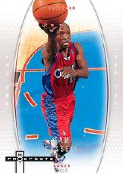 2006-07 Fleer Hot Prospects Red Hot #24 Sam Cassell