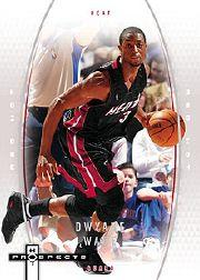 2006-07 Fleer Hot Prospects Red Hot #30 Dwyane Wade