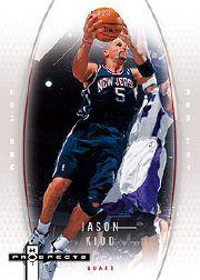 2006-07 Fleer Hot Prospects Red Hot #36 Jason Kidd