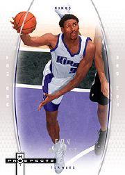 2006-07 Fleer Hot Prospects Red Hot #49 Ron Artest