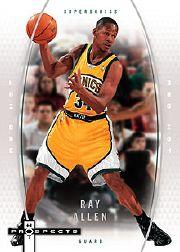 2006-07 Fleer Hot Prospects Red Hot #53 Ray Allen