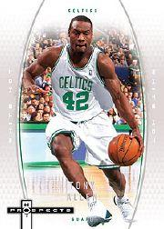 2006-07 Fleer Hot Prospects White Hot #3 Tony Allen