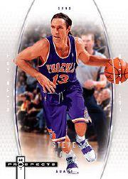 2006-07 Fleer Hot Prospects White Hot #45 Steve Nash