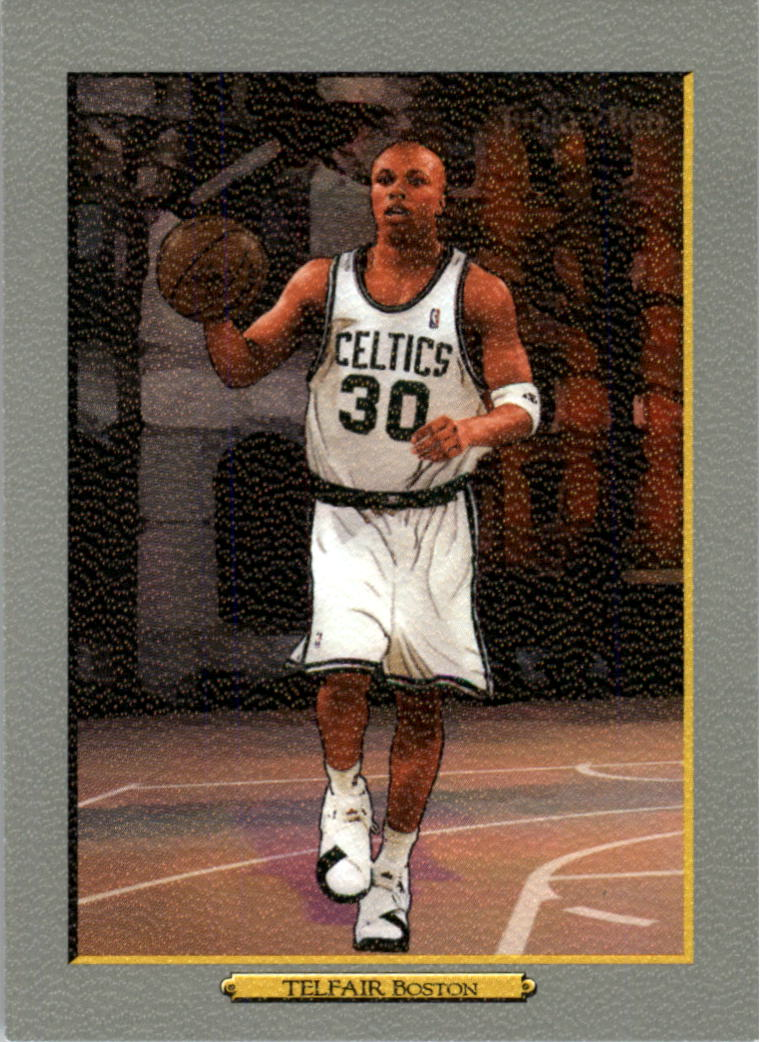 2006-07 Topps Turkey Red #4 Sebastian Telfair