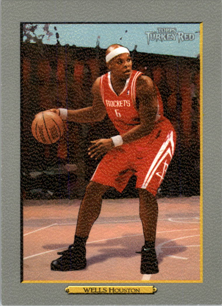 2006-07 Topps Turkey Red #5 Bonzi Wells