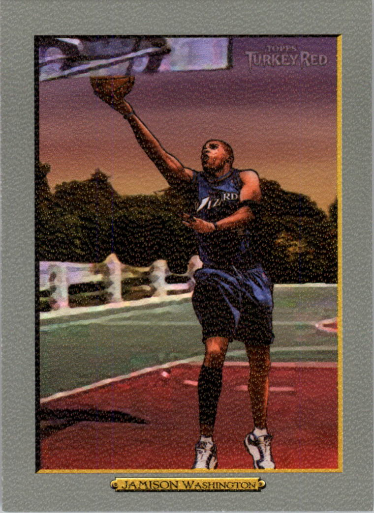 2006-07 Topps Turkey Red #6 Antawn Jamison