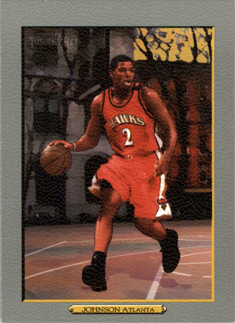 2006-07 Topps Turkey Red #7 Joe Johnson
