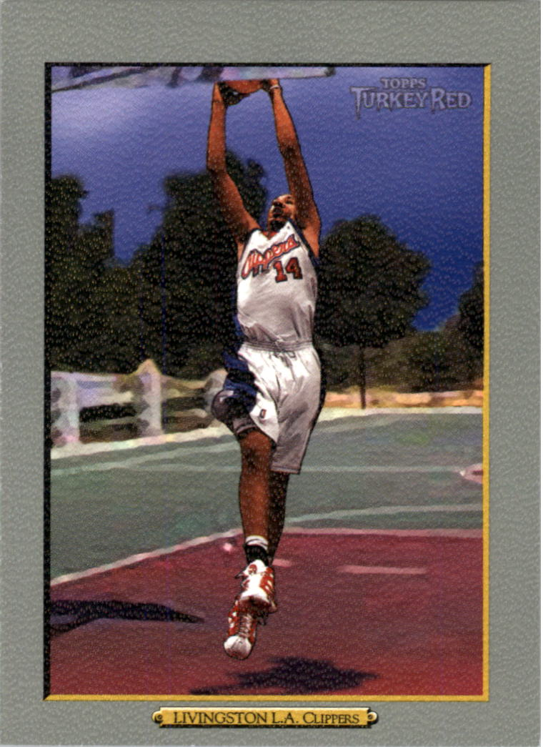 2006-07 Topps Turkey Red #10 Shaun Livingston