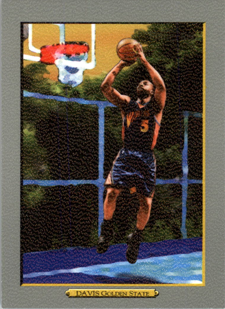 2006-07 Topps Turkey Red #11 Baron Davis