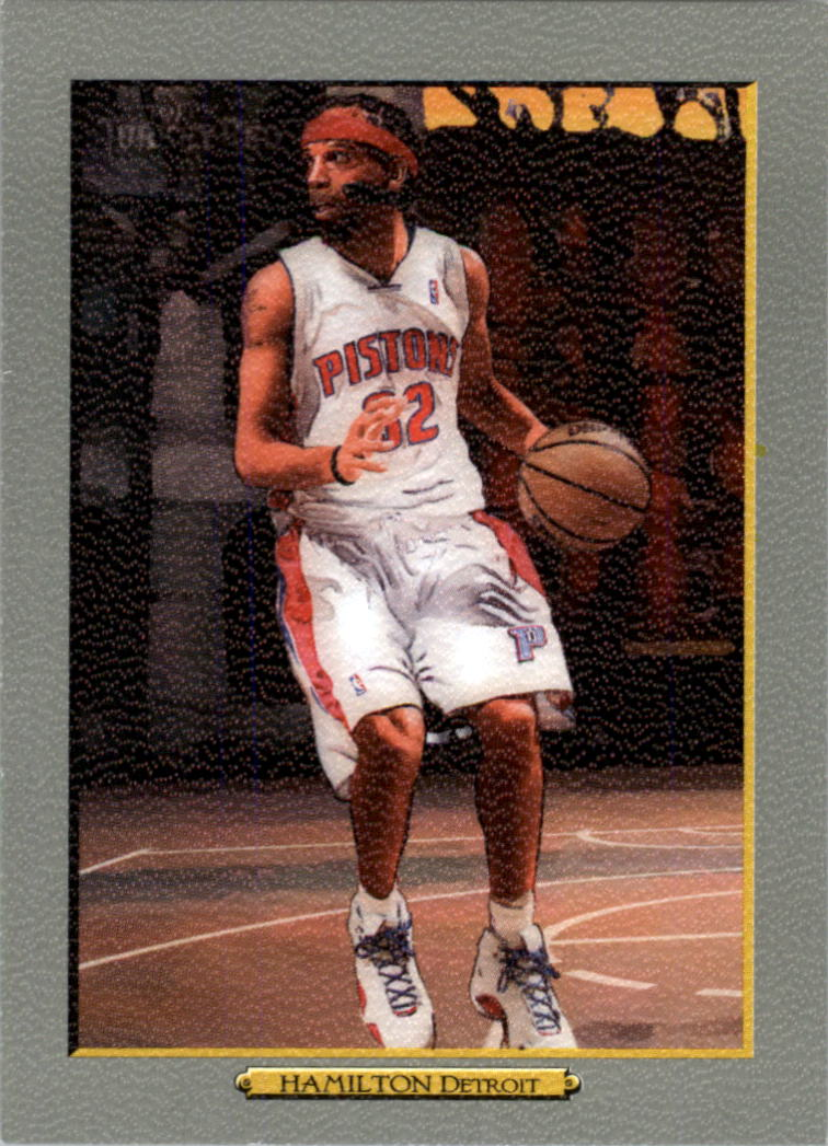 2006-07 Topps Turkey Red #12 Richard Hamilton
