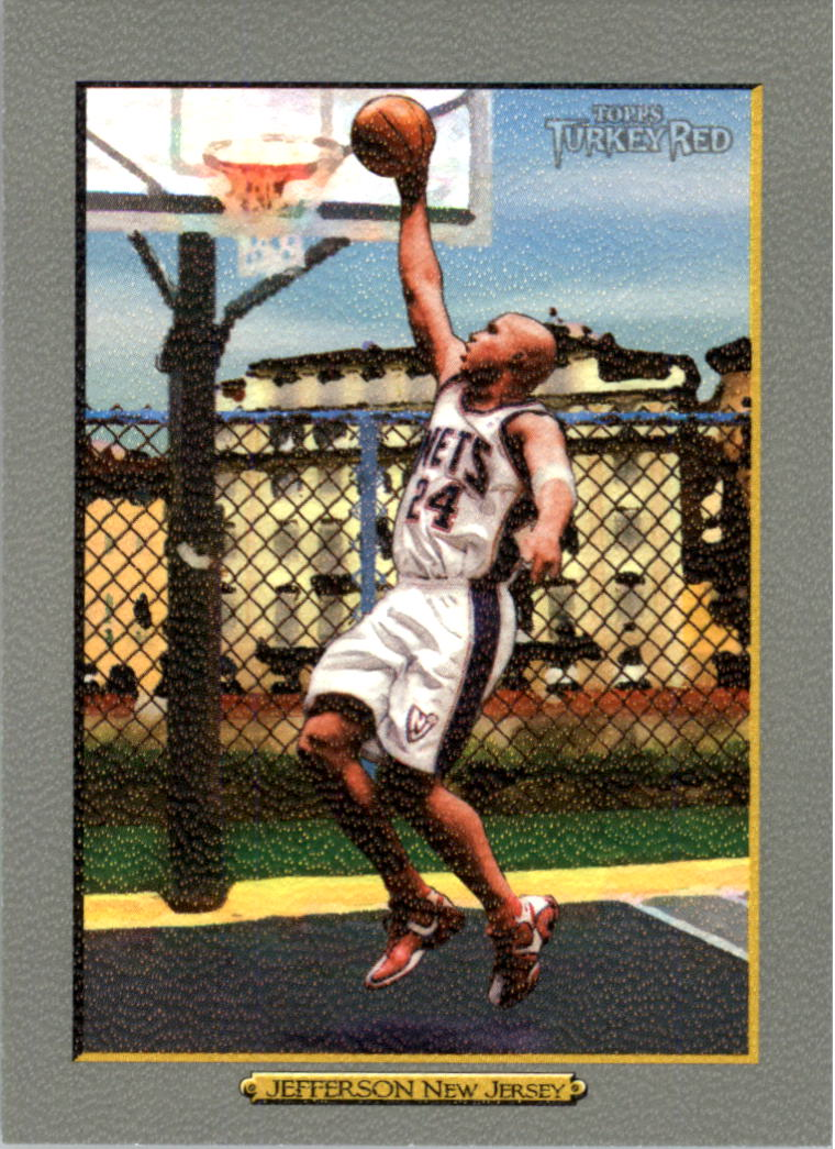 2006-07 Topps Turkey Red #14 Richard Jefferson