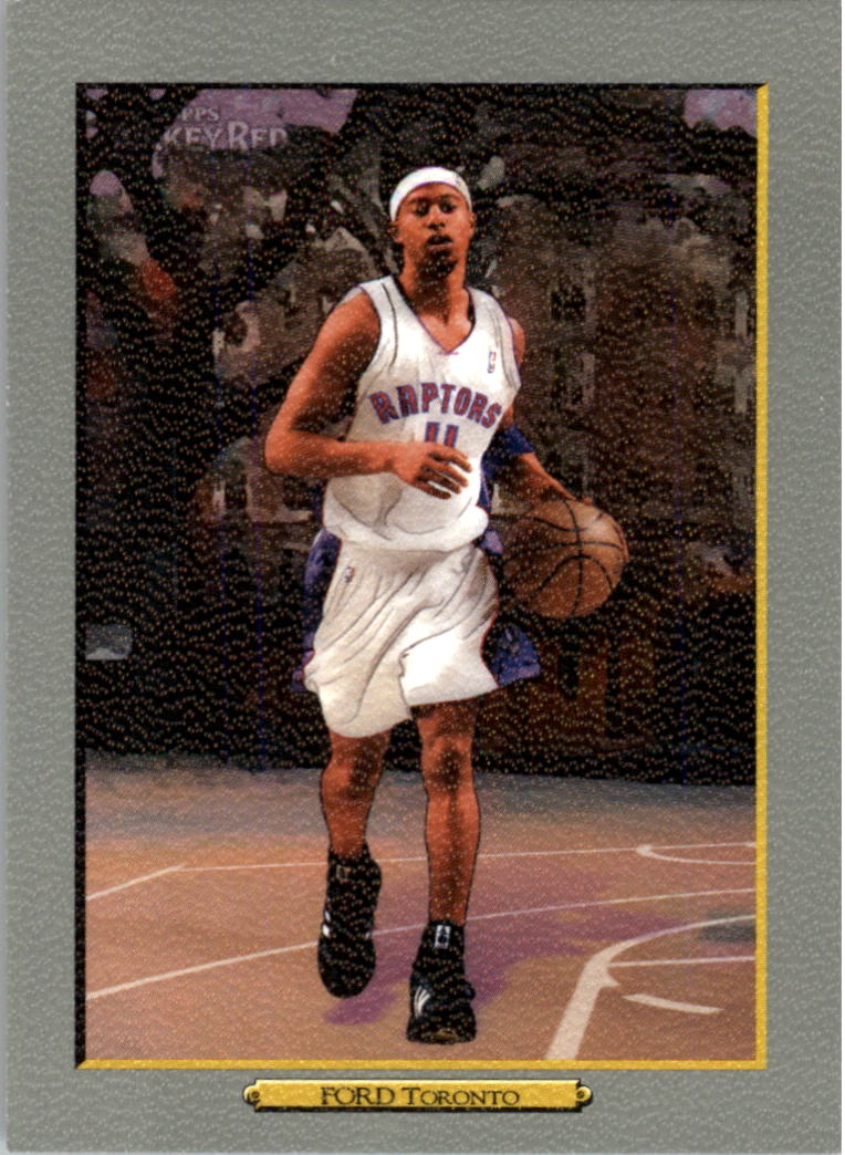 2006-07 Topps Turkey Red #15 T.J. Ford