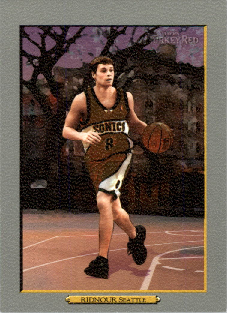 2006-07 Topps Turkey Red #16 Luke Ridnour