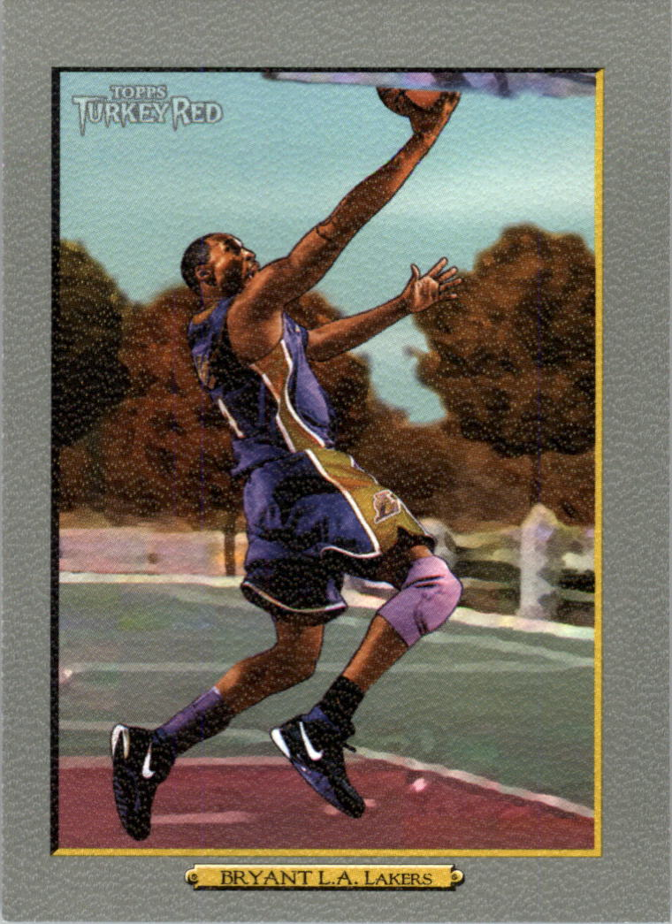 2006-07 Topps Turkey Red #20 Kobe Bryant