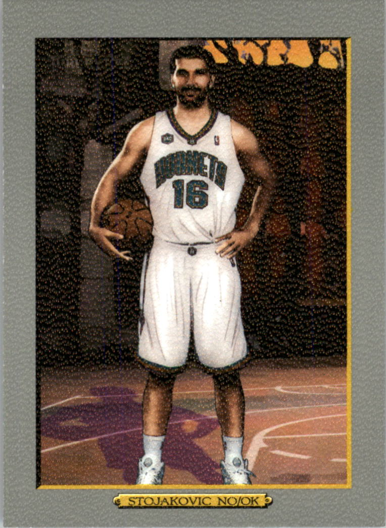 2006-07 Topps Turkey Red #24 Peja Stojakovic