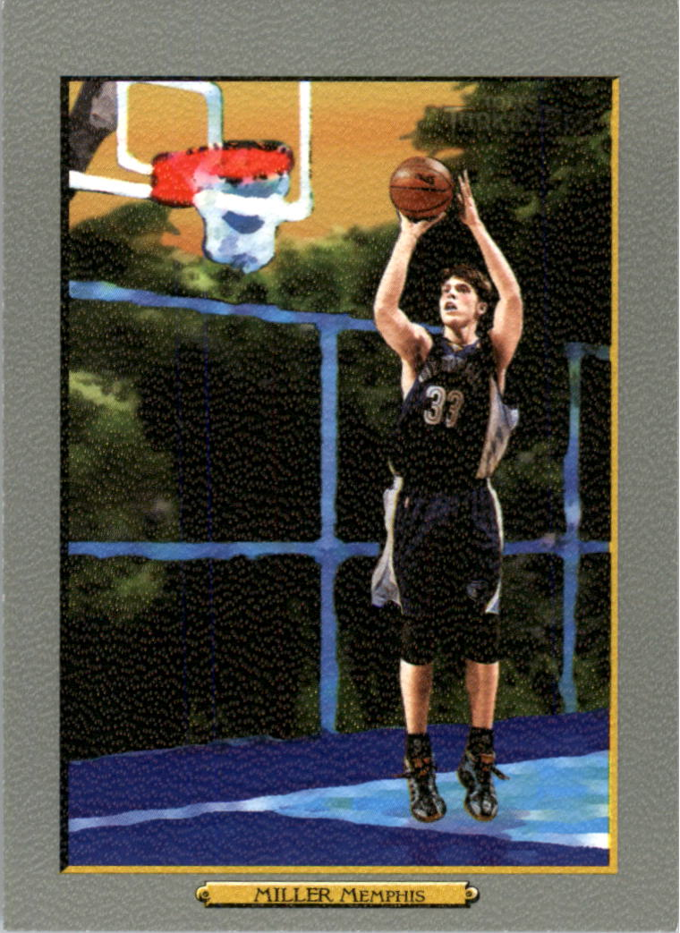 2006-07 Topps Turkey Red #25 Mike Miller