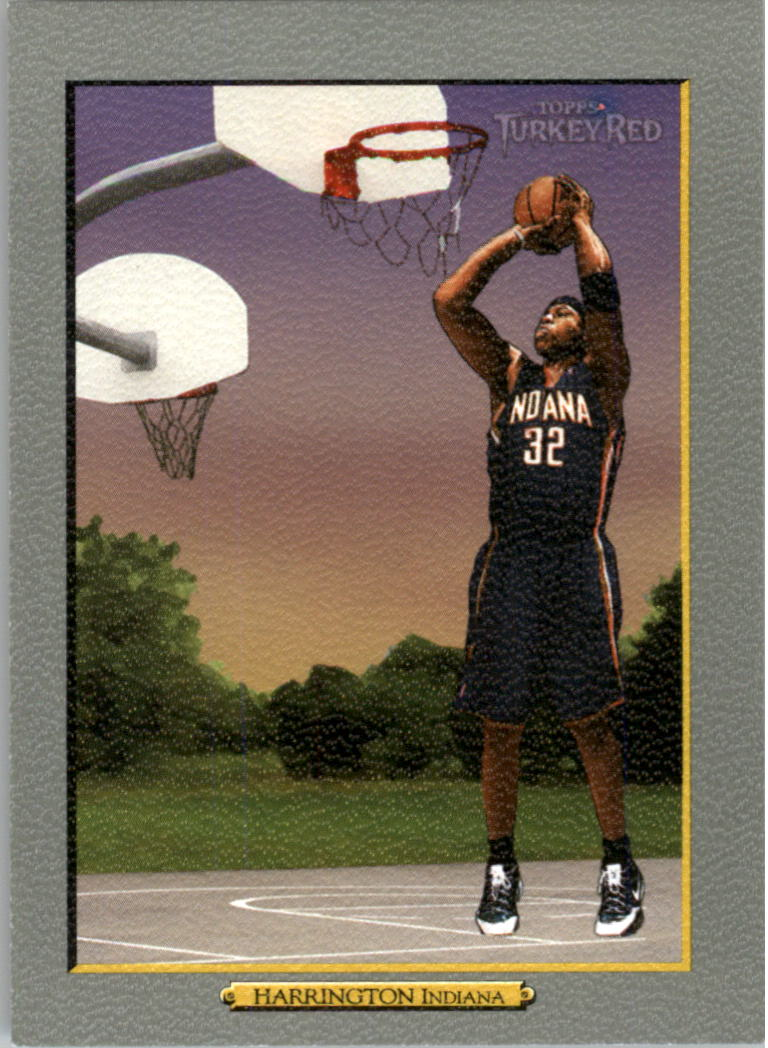 2006-07 Topps Turkey Red #30 Al Harrington