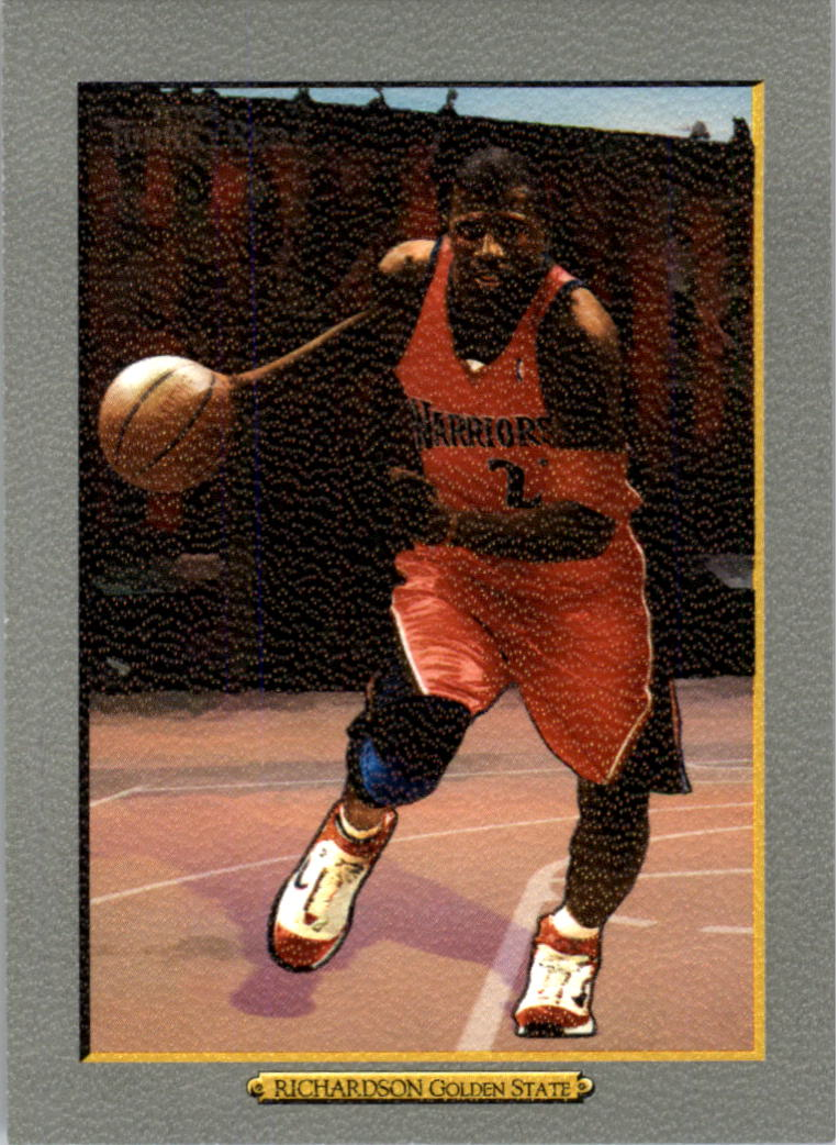 2006-07 Topps Turkey Red #32 Jason Richardson
