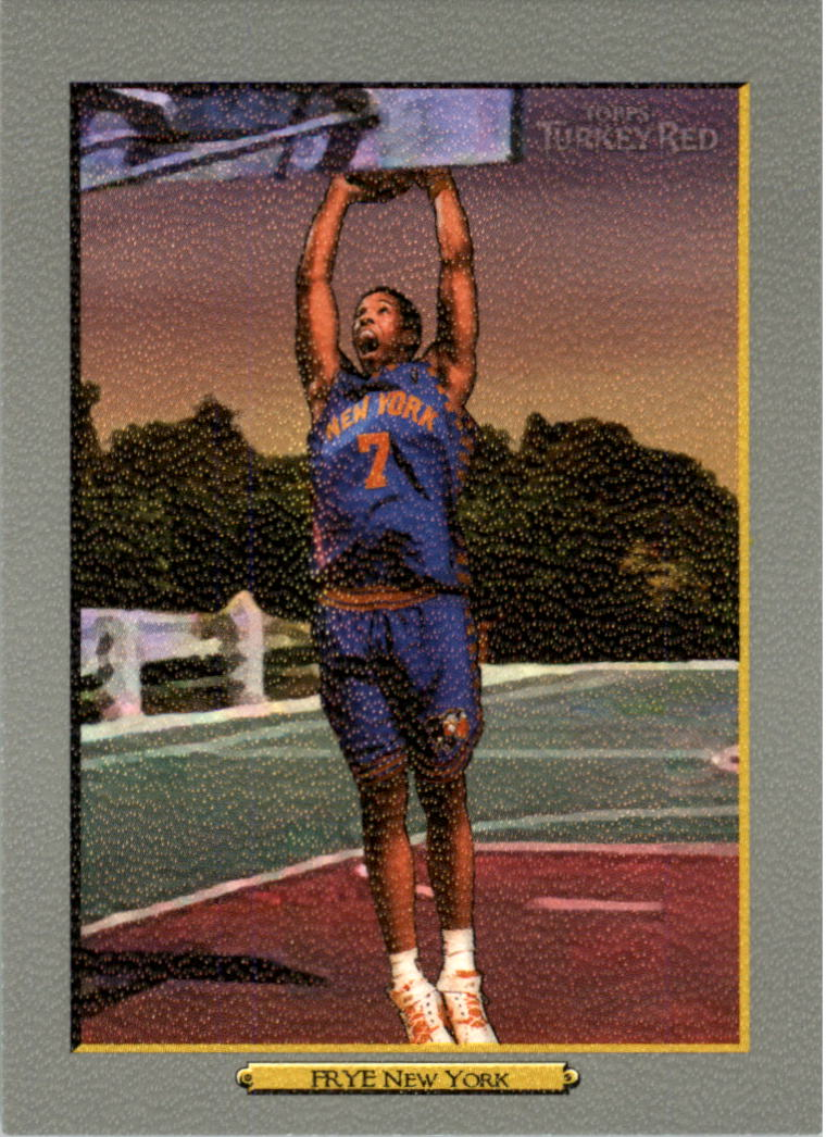2006-07 Topps Turkey Red #33 Channing Frye