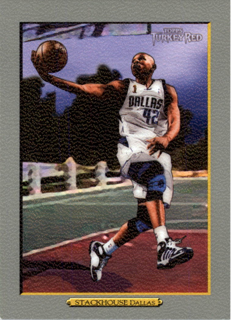 2006-07 Topps Turkey Red #43 Jerry Stackhouse