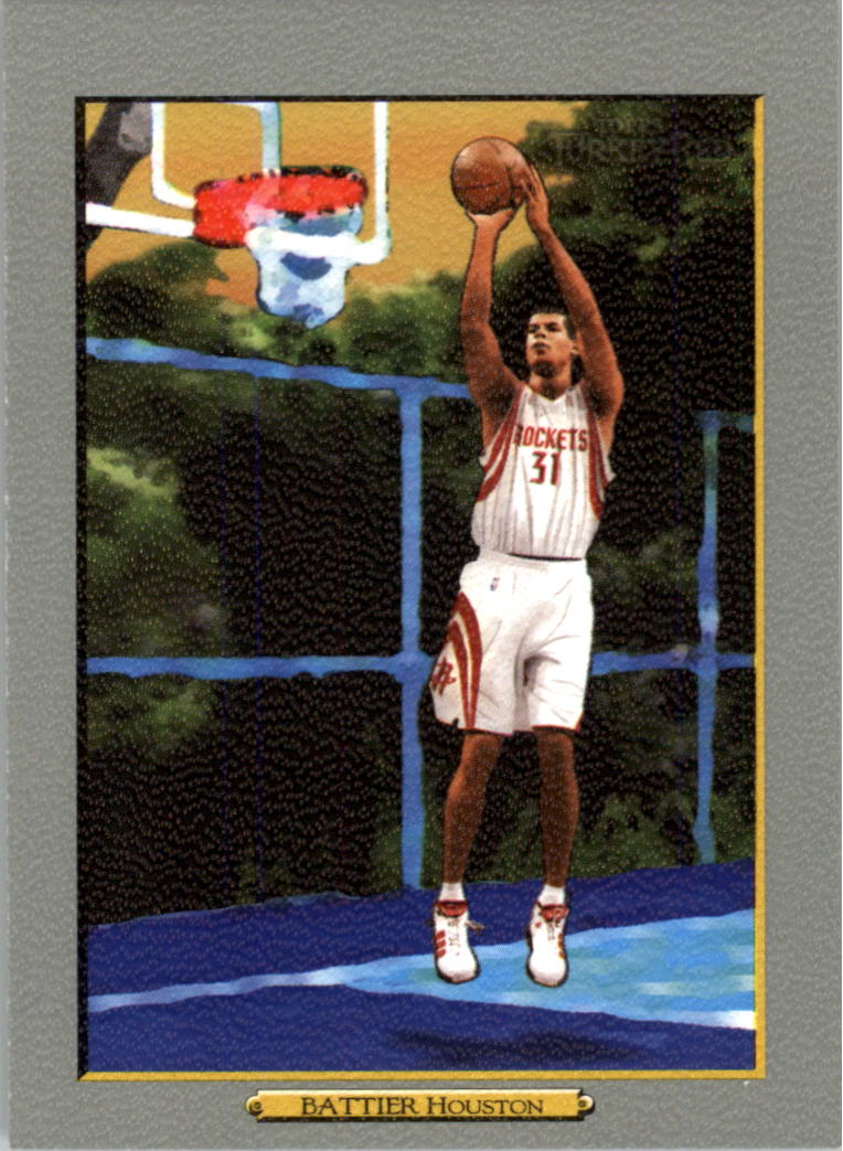 2006-07 Topps Turkey Red #47 Shane Battier