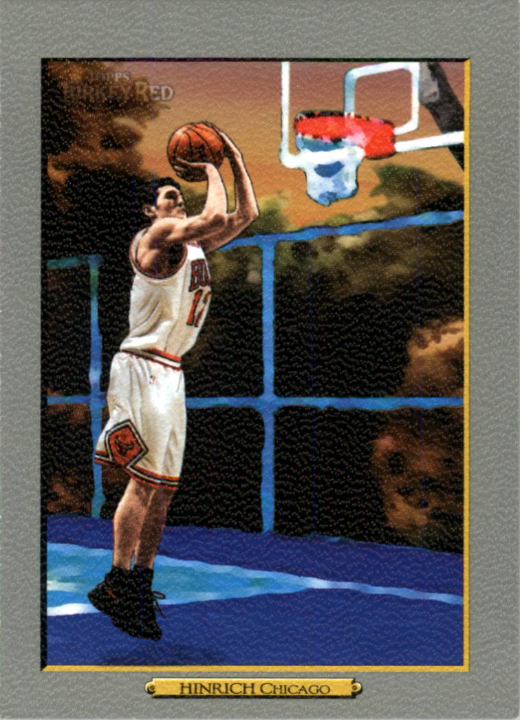 2006-07 Topps Turkey Red #61 Kirk Hinrich