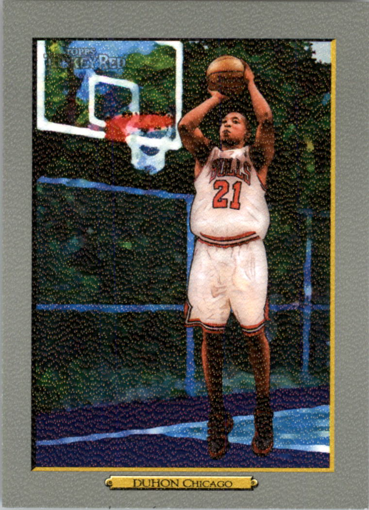2006-07 Topps Turkey Red #65 Chris Duhon