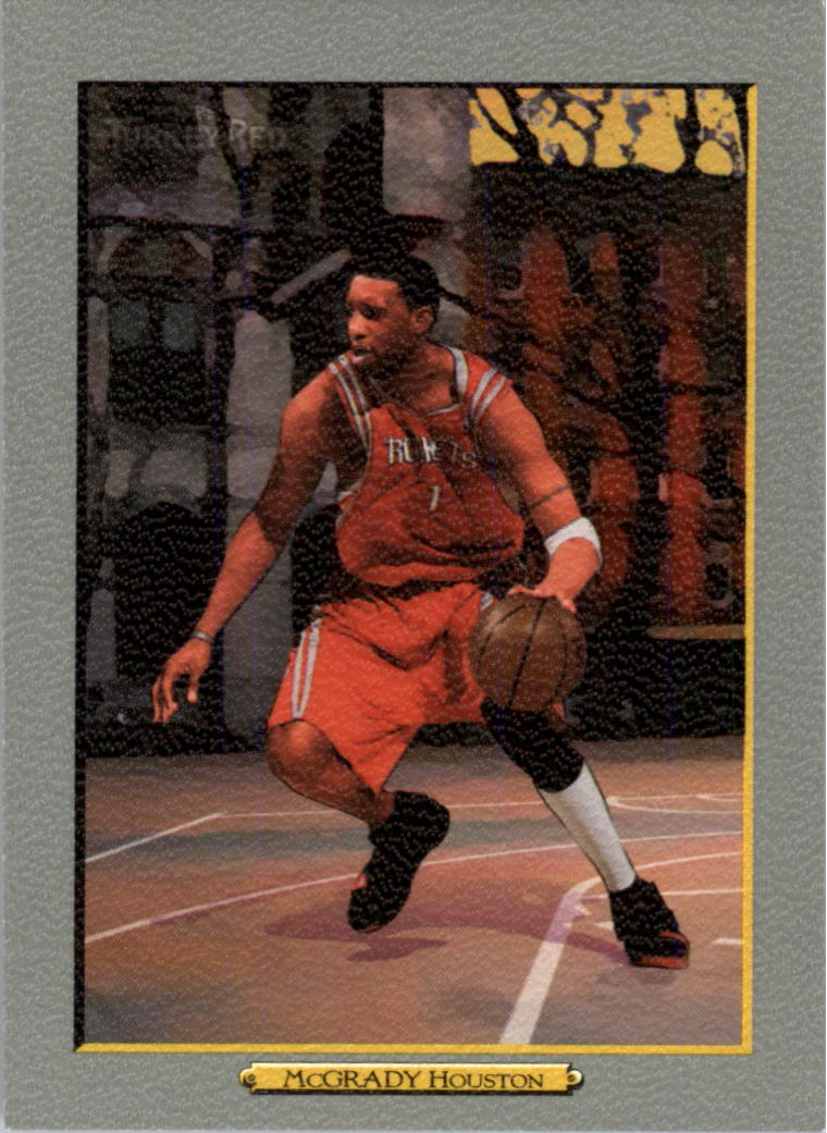 2006-07 Topps Turkey Red #67 Tracy McGrady