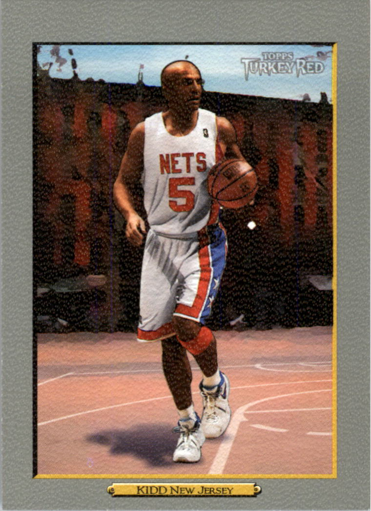 2006-07 Topps Turkey Red #70 Jason Kidd