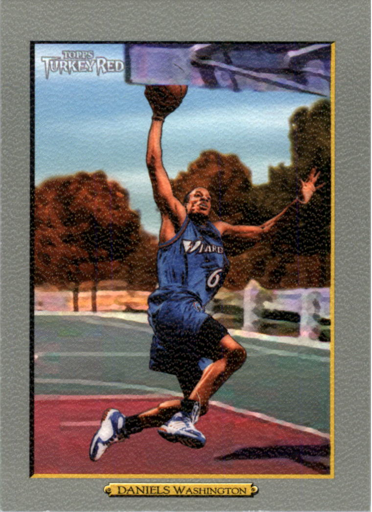 2006-07 Topps Turkey Red #72 Antonio Daniels