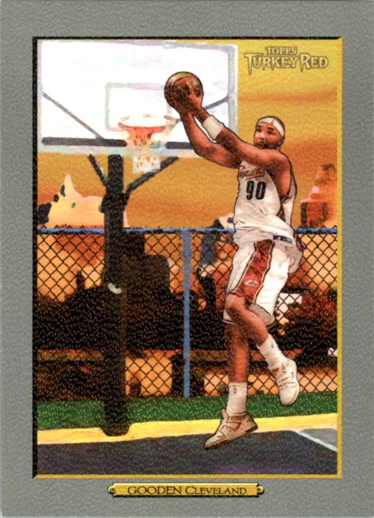 2006-07 Topps Turkey Red #74 Drew Gooden