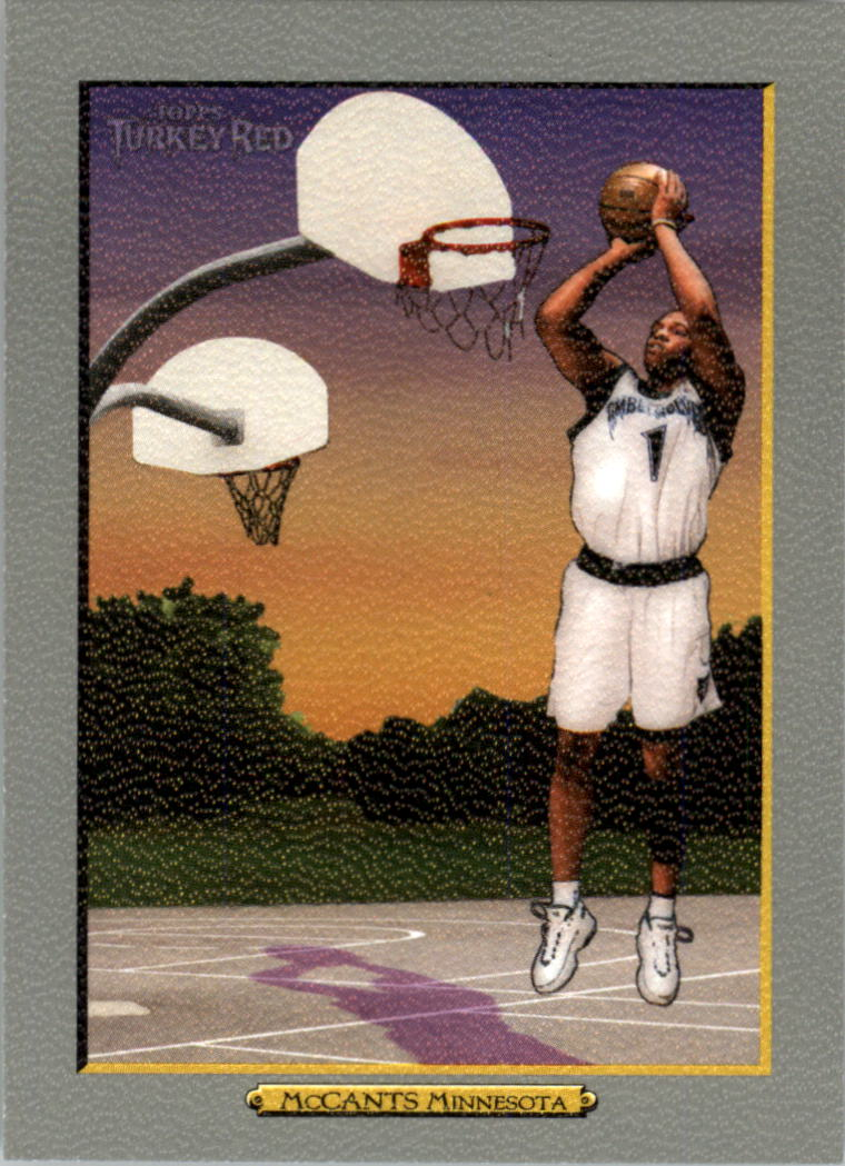 2006-07 Topps Turkey Red #77 Rashad McCants