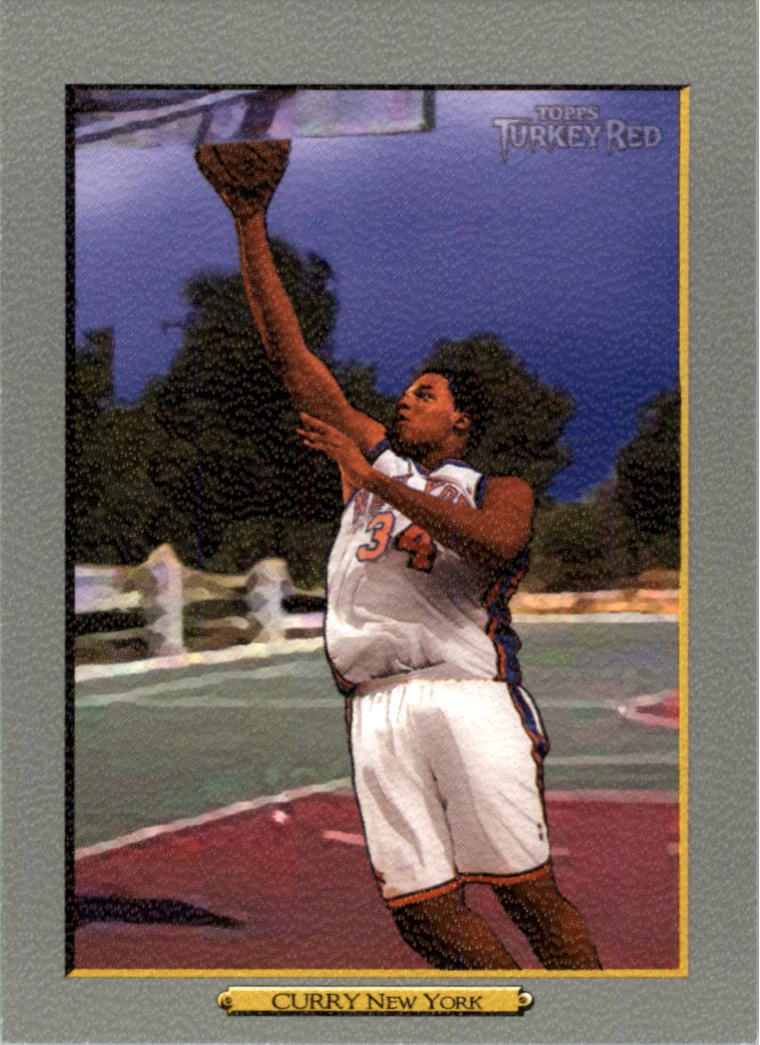 2006-07 Topps Turkey Red #78 Eddy Curry