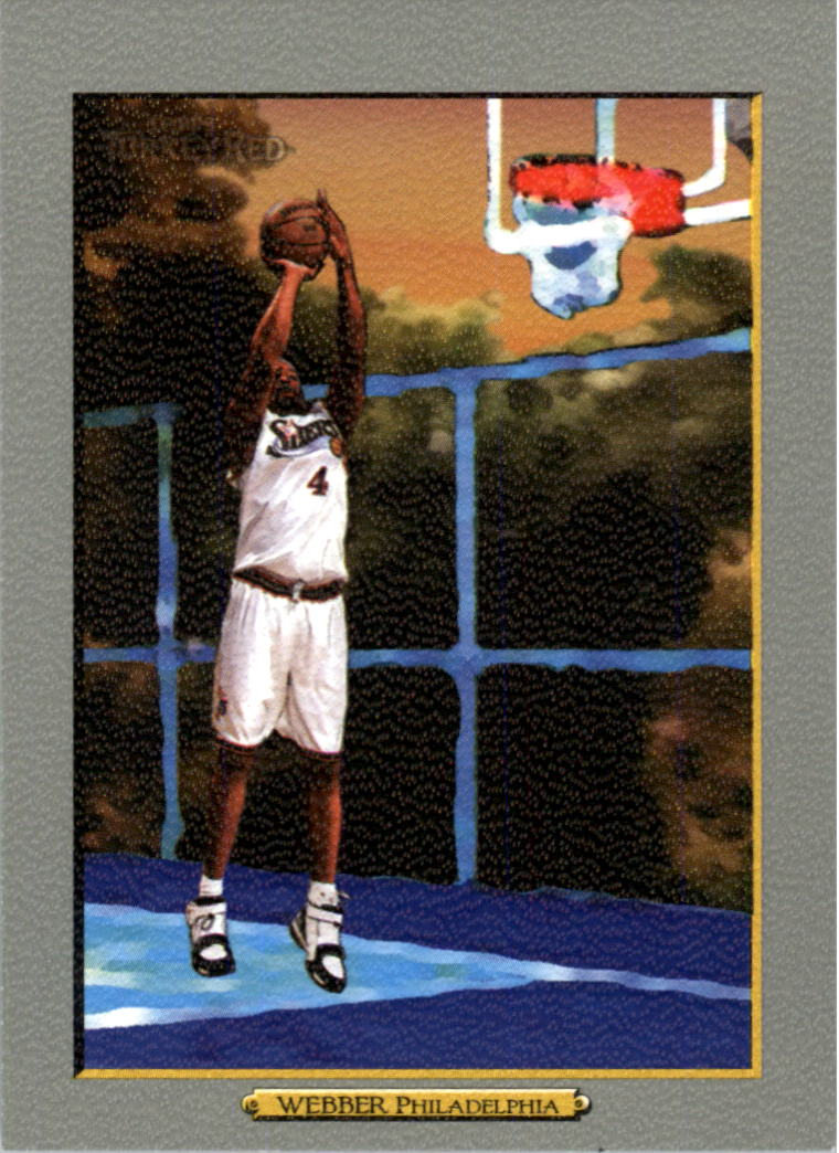 2006-07 Topps Turkey Red #79 Chris Webber