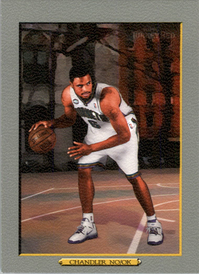 2006-07 Topps Turkey Red #81 Tyson Chandler