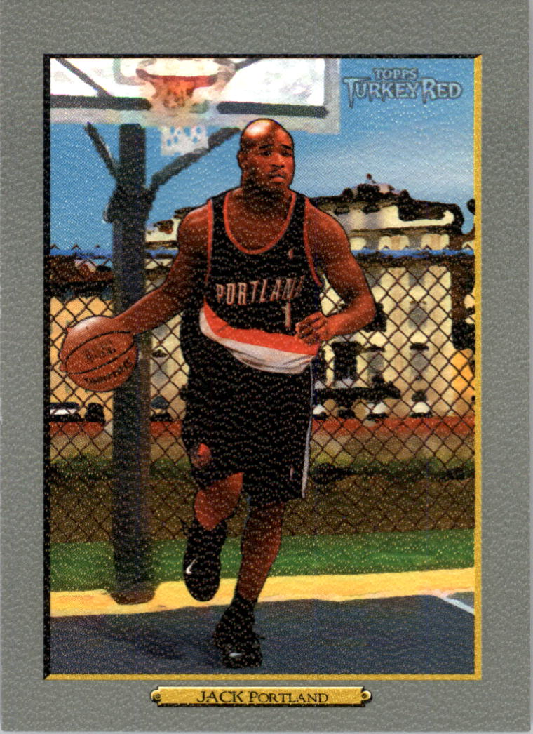 2006-07 Topps Turkey Red #83 Jarrett Jack