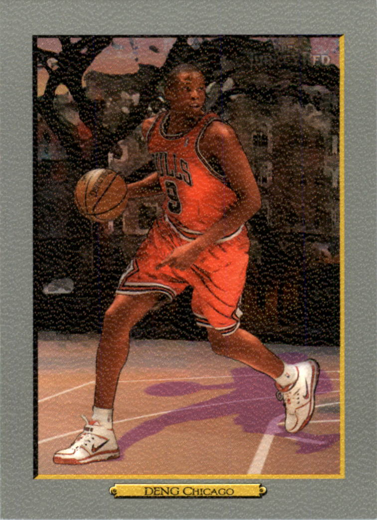 2006-07 Topps Turkey Red #85 Luol Deng