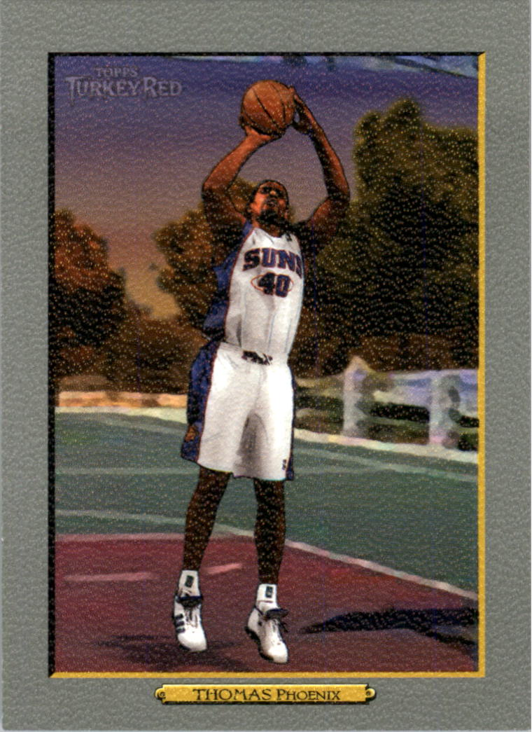 2006-07 Topps Turkey Red #86 Kurt Thomas