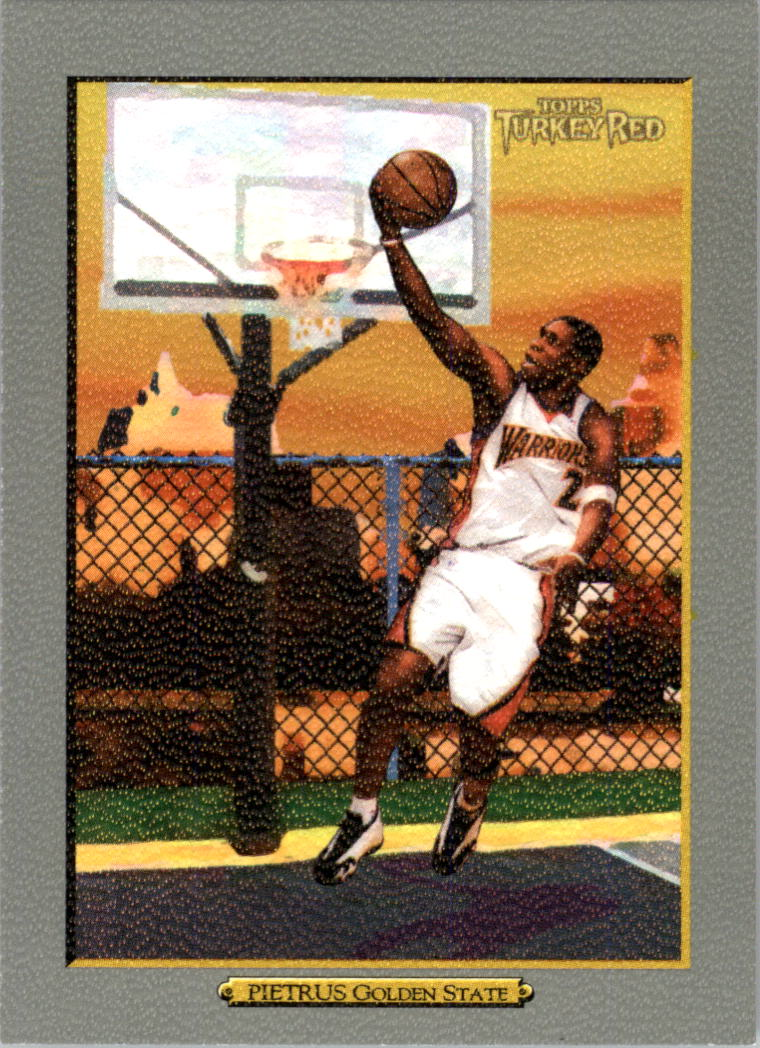 2006-07 Topps Turkey Red #87 Mickael Pietrus