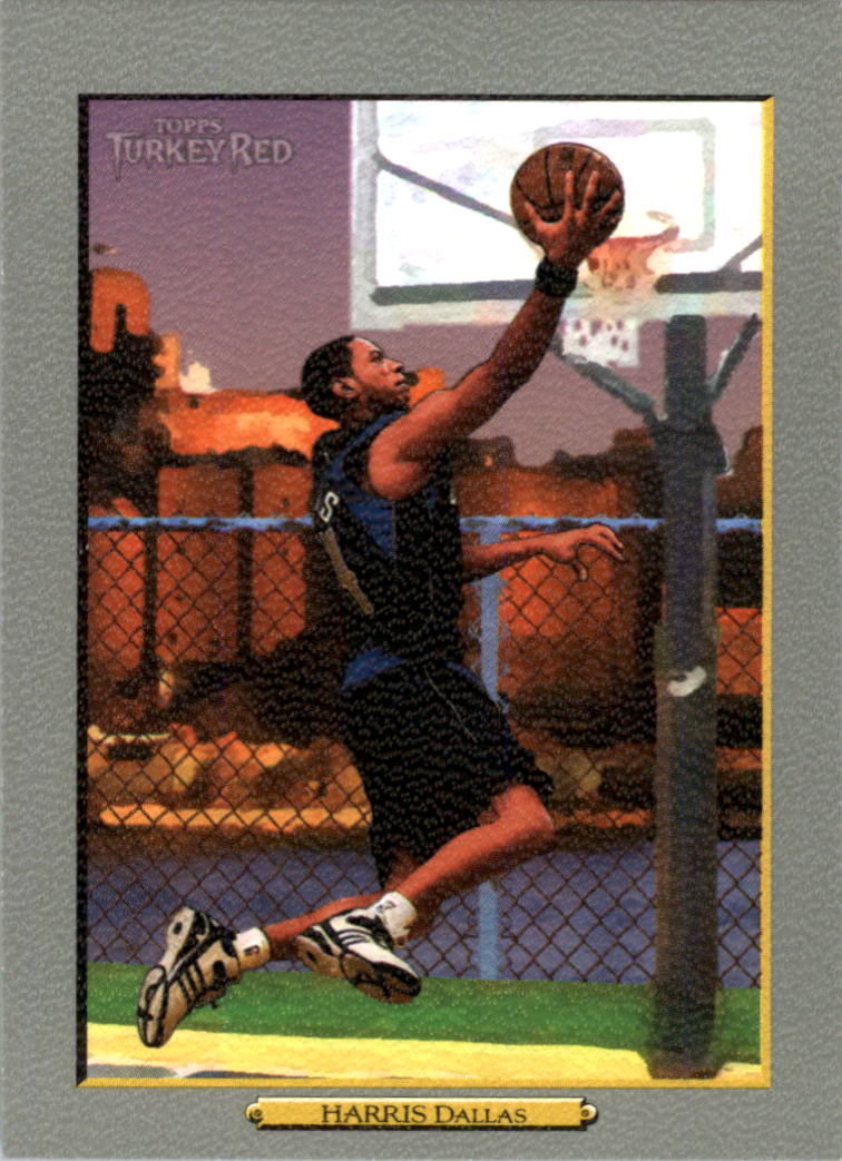 2006-07 Topps Turkey Red #89 Devin Harris