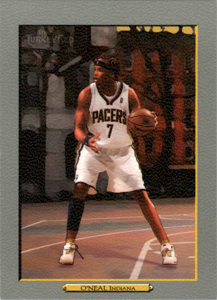 2006-07 Topps Turkey Red #90 Jermaine O'Neal