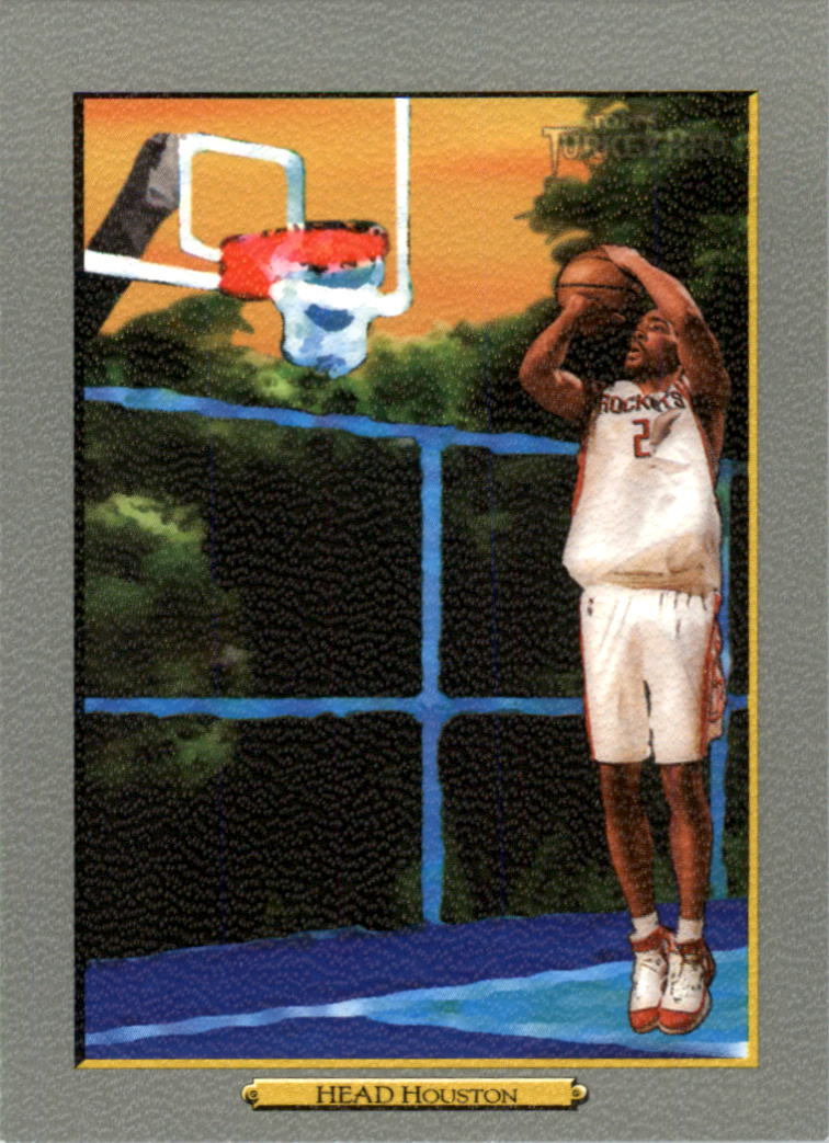 2006-07 Topps Turkey Red #91 Luther Head